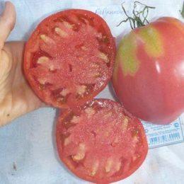 Семена томата Бабушкино бычье сердце