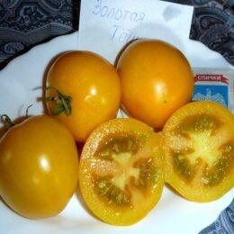 Семена томата Золотая Теща